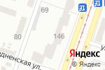 Схема проезда до компании Ukrrosasia в Днепре
