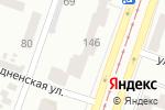 Схема проезда до компании ЛОГОС в Днепре
