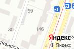 Схема проезда до компании Эльфик в Днепре