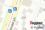 Схема проезда до компании Стоматология+ в Днепре