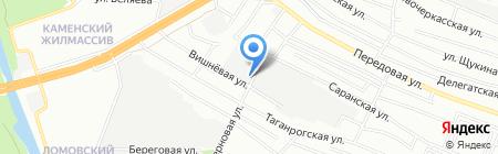 Apparel на карте Днепропетровска