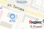 Схема проезда до компании Екатеринославхлеб в Днепре