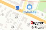 Схема проезда до компании Парикмахерская №1 в Днепре