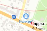 Схема проезда до компании Система в Днепре