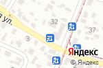 Схема проезда до компании Multi строй в Днепре