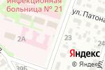 Схема проезда до компании Храм ікони Божої матері Милуюча в Днепре