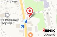 Схема проезда до компании Лигга в Гагарине