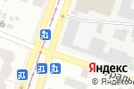 Схема проезда до компании САНТЕХКОМПЛЕКТ в Днепре