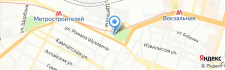 Храм Святого Благоверного Великого князя Александра Невского на карте Днепропетровска