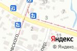 Схема проезда до компании Автокилометр в Днепре