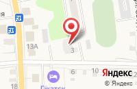 Схема проезда до компании Вита в Гагарине