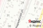Схема проезда до компании Пункт продажи питьевой воды в Днепре