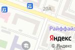 Схема проезда до компании БИОПАРТ в Днепре