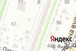 Схема проезда до компании Всеукраїнська мережа ЛЖВ в Днепре