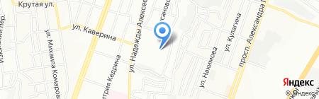 Спеціальна середня загальноосвітня школа №90 на карте Днепропетровска