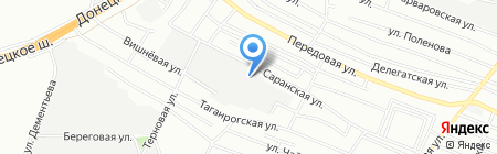 Агро-Ленд+ на карте Днепропетровска
