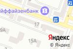 Схема проезда до компании KEDiS в Днепре