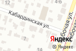 Схема проезда до компании Карiтас в Днепре
