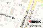Схема проезда до компании Metalvis в Днепре