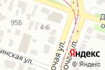 Схема проезда до компании Престиж в Днепре