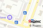 Схема проезда до компании Нотариус Сущенко О.В. в Днепре