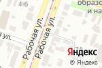 Схема проезда до компании Бебитекс в Днепре