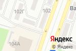 Схема проезда до компании ХИТ в Днепре