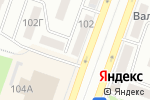 Схема проезда до компании Супер мама в Днепре