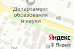 Схема проезда до компании Портфель в Днепре