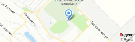 Euro-Bus на карте Днепропетровска