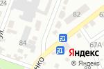 Схема проезда до компании НиК в Днепре