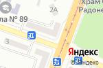 Схема проезда до компании S-print в Днепре