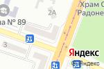 Схема проезда до компании КиБ в Днепре