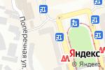 Схема проезда до компании Магазин наливной парфюмерии в Днепре