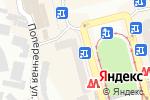 Схема проезда до компании Добробут в Днепре