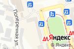 Схема проезда до компании Київстар в Днепре