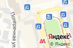 Схема проезда до компании Мобілка в Днепре