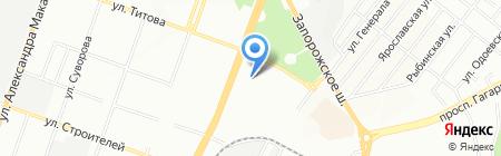 Vip-Design на карте Днепропетровска