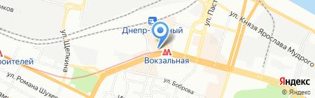 Нужная вещица на карте Днепропетровска