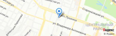 ПК-сервис на карте Днепропетровска