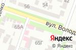 Схема проезда до компании Твоя аптека, ПП в Днепре