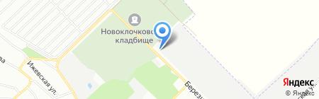 Східна торгівельна компанія ТОВ на карте Днепропетровска