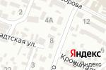 Схема проезда до компании Старый Баку в Днепре
