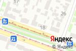 Схема проезда до компании Автомагазин в Днепре