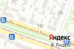 Схема проезда до компании Магазин по продаже сейфов в Днепре