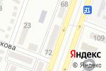 Схема проезда до компании Si Studio в Днепре