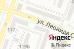 Схема проезда до компании ManchesteR в Днепре