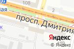 Схема проезда до компании Премьера в Днепре