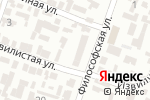 Схема проезда до компании ТЕХНОДНЕПР в Днепре