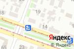 Схема проезда до компании ТАВРИЯ в Днепре